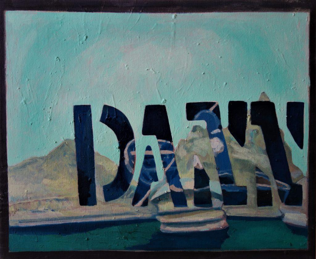 Dann-Berge-Serie 40x55 2014