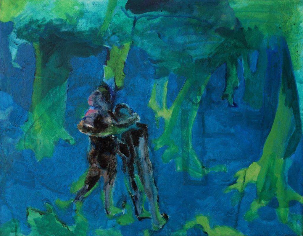 Die Waldtaumler 35x45 2009