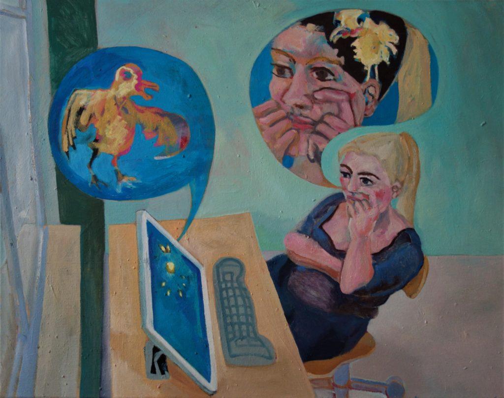 Schirmbild 55x70 2010